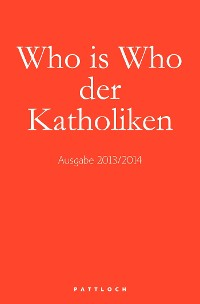 Cover Who is Who der Katholiken