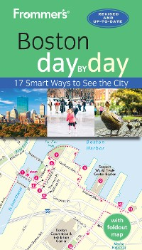 Cover Frommer's Boston day by day