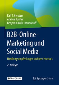 Cover B2B-Online-Marketing und Social Media