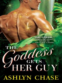 Cover The Goddess Gets Her Guy
