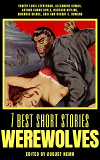 Cover 7 best short stories - Werewolves