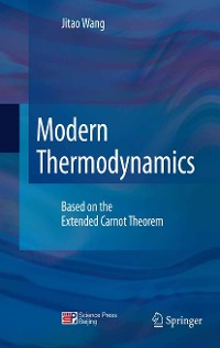 Cover Modern Thermodynamics