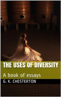 Cover The Uses of Diversity / A book of essays