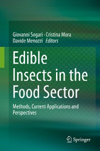 Cover Edible Insects in the Food Sector