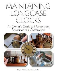 Cover Maintaining Longcase Clocks