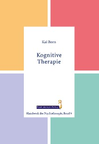 Cover Kognitive Therapie