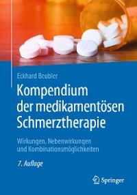 Cover Kompendium der medikamentösen Schmerztherapie