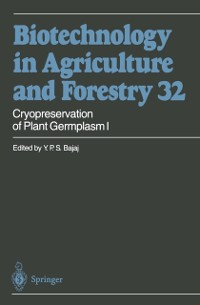 Cover Cryopreservation of Plant Germplasm I