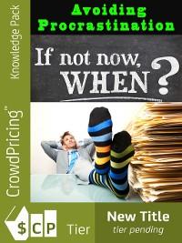Cover Avoiding Procrastination