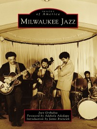 Cover Milwaukee Jazz