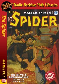 Cover The Spider eBook #44