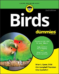 Cover Birds For Dummies