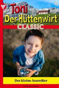 Cover Toni der Hüttenwirt Classic 5 – Heimatroman