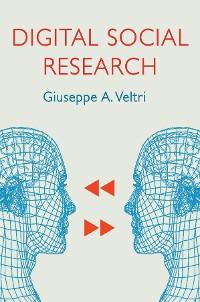 Cover Digital Social Research