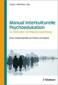 Cover Manual Interkulturelle Psychoedukation für Menschen mit Migrationserfahrung
