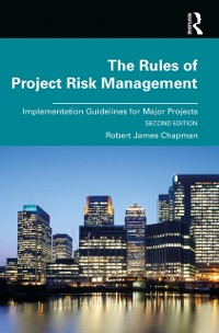 Cover Rules of Project Risk Management