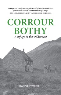 Cover Corrour Bothy