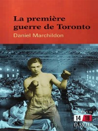 Cover La première guerre de Toronto