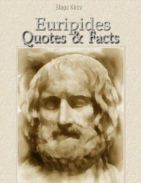 Cover Euripides: Quotes & Facts