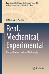 Cover Real, Mechanical, Experimental