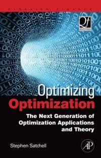 Cover Optimizing Optimization