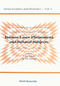 Cover Intense Laser Phenomena And Related Subjects - Proceedings Of Ix International School On Coherent Optics