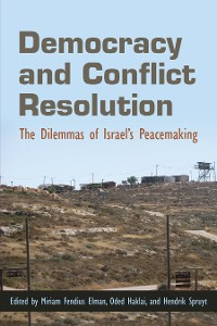 Cover Democracy and Conflict Resolution