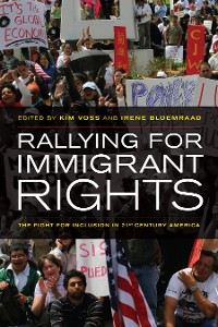 Cover Rallying for Immigrant Rights