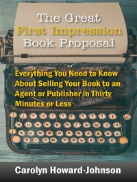 Cover The Great First Impression Book Proposal