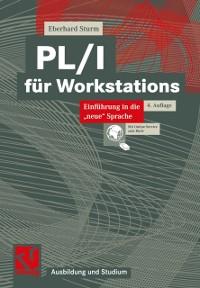Cover PL/I fur Workstations
