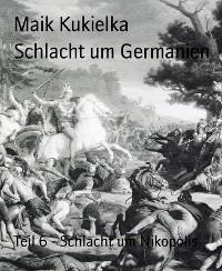 Cover Schlacht um Germanien