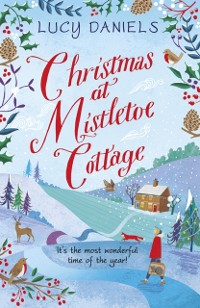 Cover Christmas at Mistletoe Cottage