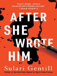Cover After She Wrote Him