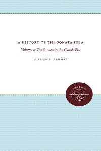 Cover A History of the Sonata Idea