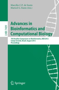 Cover Advances in Bioinformatics and Computational Biology
