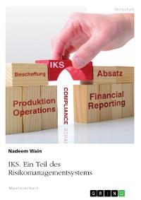 Cover Interne Kontrollsysteme (IKS) als Teil des Risikomanagements