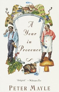 Cover Year in Provence