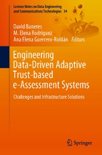 Cover Engineering Data-Driven Adaptive Trust-based e-Assessment Systems