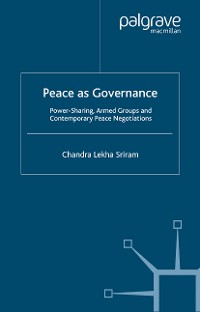 Cover Peace as Governance