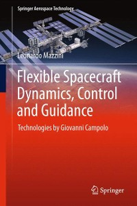 Cover Flexible Spacecraft Dynamics, Control and Guidance
