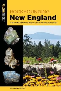Cover Rockhounding New England