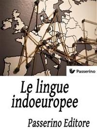 Cover Le lingue indoeuropee