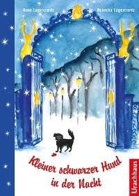 Cover Kleiner schwarzer Hund in der Nacht