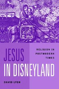 Cover Jesus in Disneyland