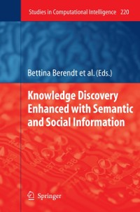 Cover Knowledge Discovery Enhanced with Semantic and Social Information