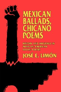 Cover Mexican Ballads, Chicano Poems