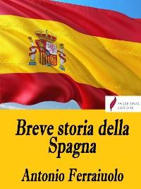 Cover Breve storia della Spagna
