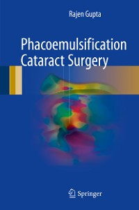 Cover Phacoemulsification Cataract Surgery