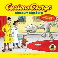 Cover Curious George Museum Mystery (CGTV)