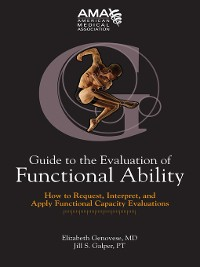 Cover Guide to the Evaluation of Functional Ability